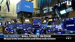 The Debrief: El Paso shooting, Trump v. Congress, Dow plunges amid China tariffs | ABC News