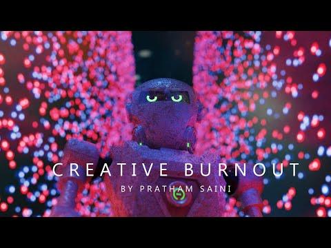 Creative Burnout | Sci-Fi short by Pratham Saini