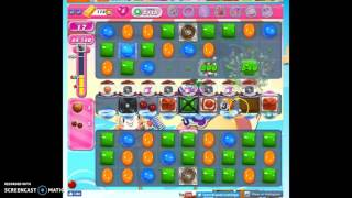 Candy Crush Level 2115 help w/audio tips, hints, tricks
