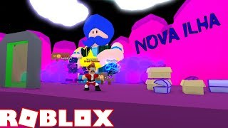 💎 NEW UPDATE OF BUBBLE GUM SIMULATOR (NEW ISLAND) 💎-Roblox