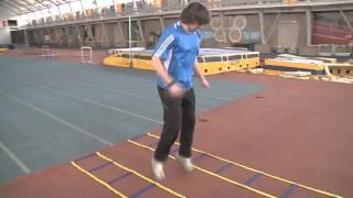 ОФП ПРО - Лестница скорости и координации