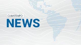 Climatempo News - Edição das 12h30 - 10/01/2017