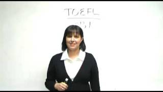 TOEFL Basics – Introduction to TOEFL iBT