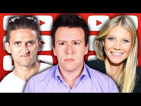 Thumbnail: People Are Freaking Out Over Celeb Sticker Scam And Casey Neistat's Ad Controversy