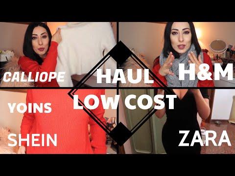 clothes-haul-|-vestiti-super-low-cost-|-zara-hm-shein-calliope-yoins
