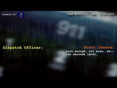 The Break-in - A Creepy 911 Call