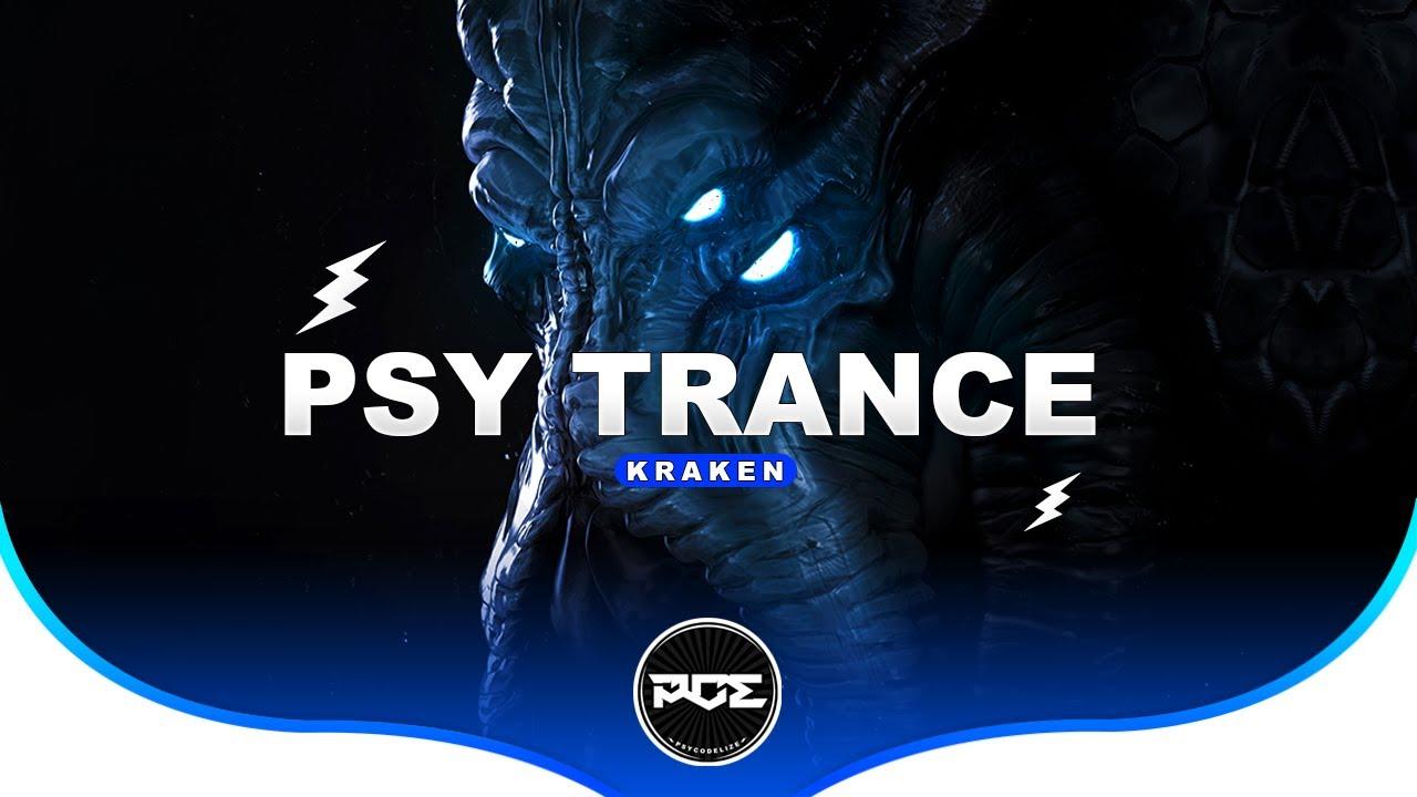 PSYTRANCE ● Ilinx & Le Klown - Kraken