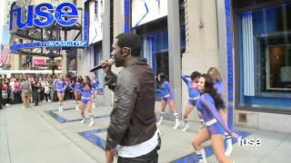 Jason Derulo - NYC Flash Mob With Knicks City Dancers