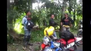 Dinagat Islands Underbone Enduro & Scooters Club Trail Bike Ride (CDOC)