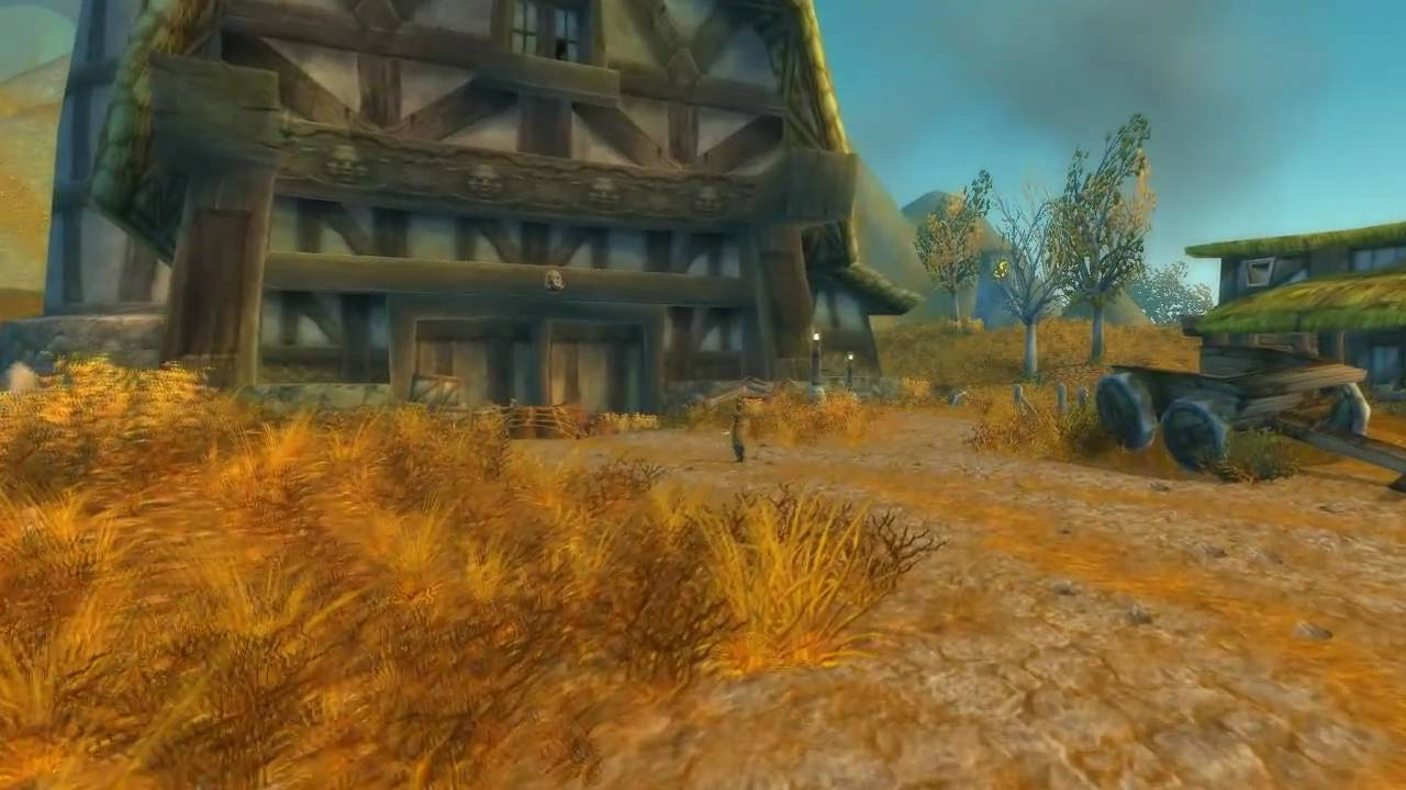 World of warcraft westfall pre cataclysm youtube for West fall