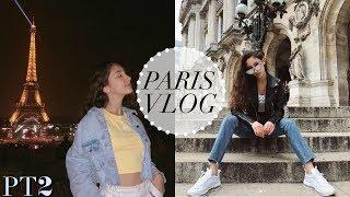 PARIS VLOG PT.2 | Nil Sani