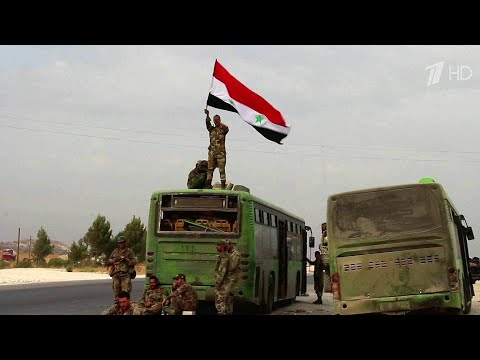Сирийская армия берет