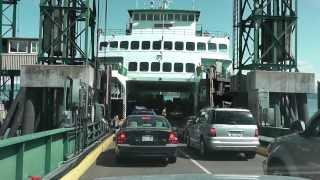 Ferry Ride, Anacortes to Friday Harbor