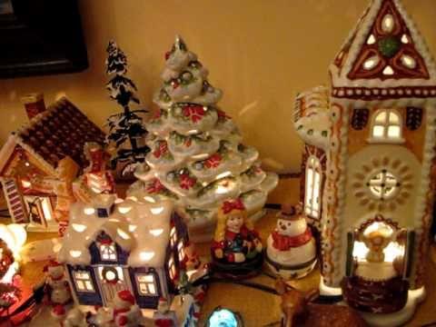Casa Di Babbo Natale Al Polo Nord.La Casa Di Babbo Natale Al Polo Nord Christmas Village Villeroy