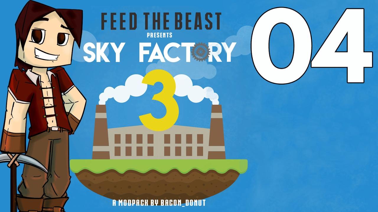 Sky Factory 3 - Minecraft - Crucial Crucible