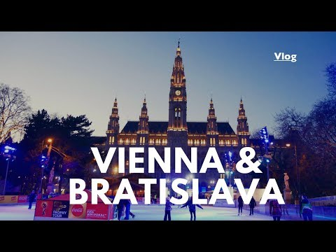 Discovering Vienna and Bratislava