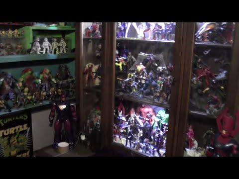 My Action Figure Collection Part 2 - Action Figure Sexting Roundup