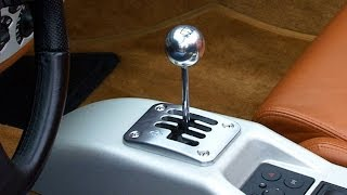 how to use a stick shift
