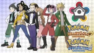 Pokemon OST - All Vs Frontier Brain Theme