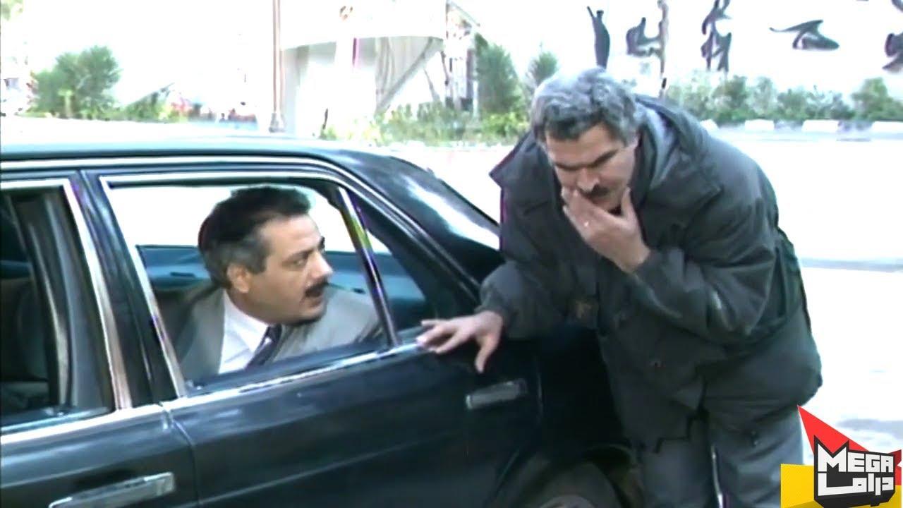 المدير جنن صابر الخاص بقلو لا عاد تراهن ع شواربك - يوميات مدير عام - ايمن زيدان