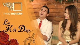 Chờ đông - Phương Trang & Nhật Minh | LỜI HỒI ĐÁP | VIEW TV-VTC8