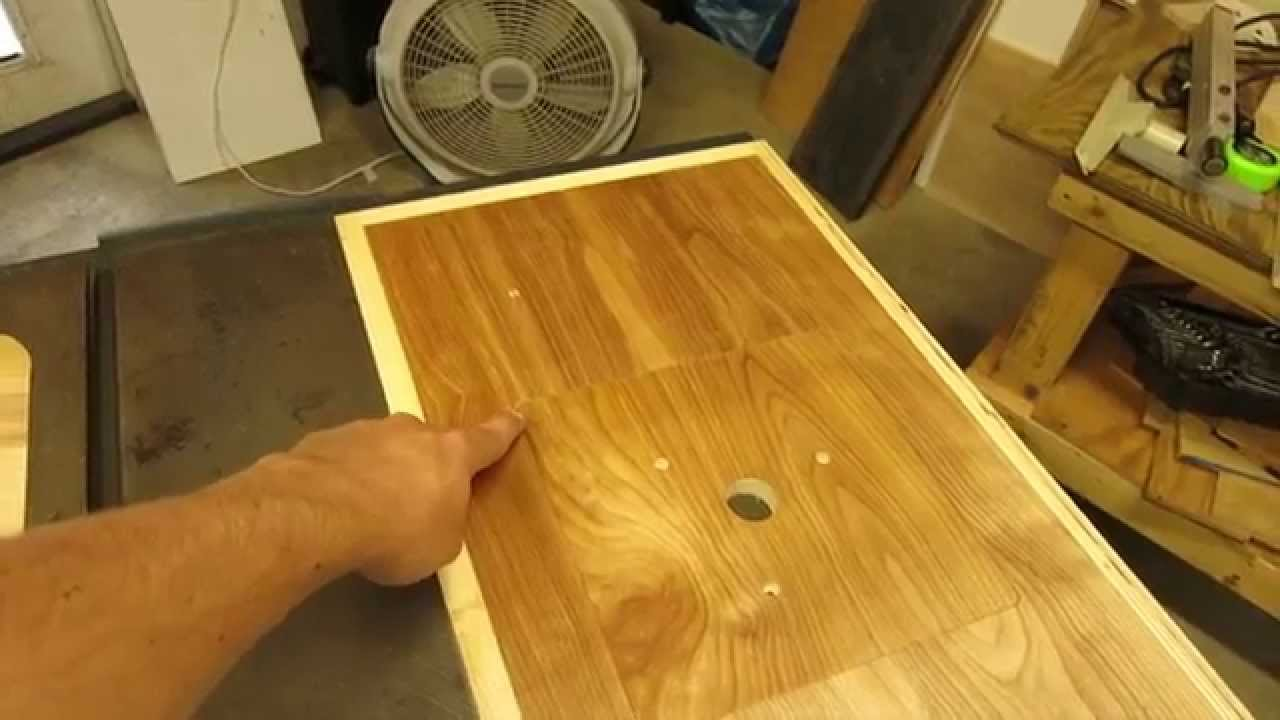 Easy homemade router wing for contractor table saw youtube greentooth Image collections
