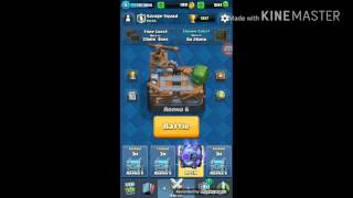 CLASH ROYALE  Super Magical Chest Opening #1
