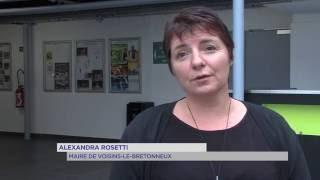 Voisins-le-Bretonneux : le gymnase des Pyramides rénové