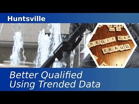 Credit Bureau-Huntsville Alabama-Trending credit-Secured Cards