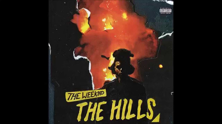the weeknd  the hills audio