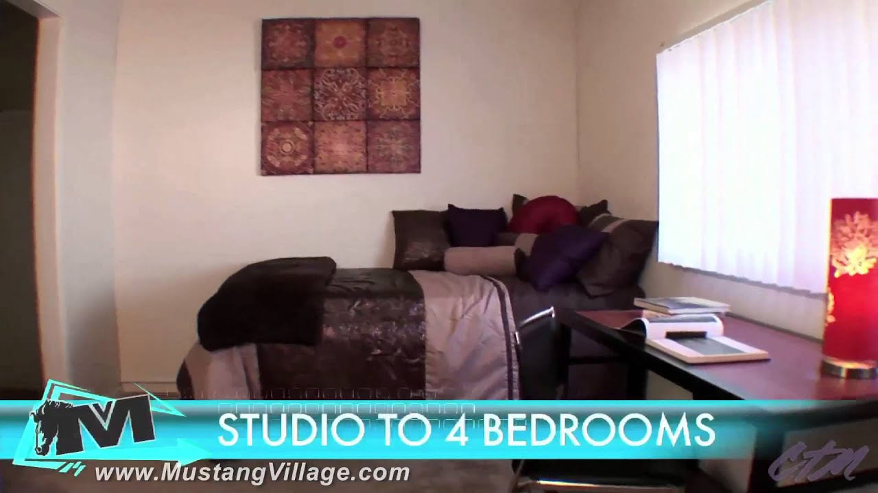 Mustang Village | San Luis Obispo State Apartments | University Communities