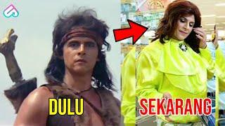Download lagu SIAPA SANGKA TUANYA JADI BEGINI, Inilah Penampilan Aktor Laga Indonesia Saat Muda dan Tua