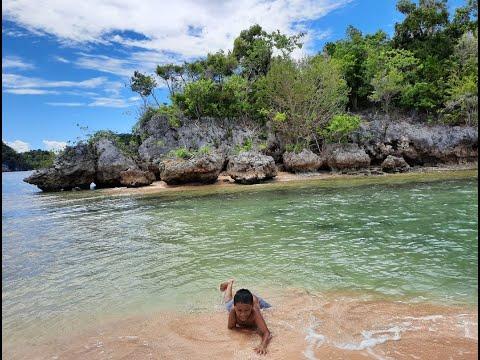 Viral Pulau Dan Pantai Yang Jarang Di Kunjungi Ugar Fakfak Papua Barat Youtube