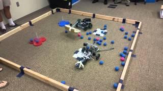 VEX Involution Robotics Game/Competition