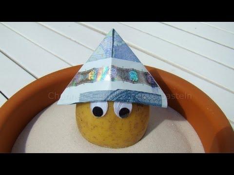 Geldgeschenke Basteln Z B Fur Hochzeit Geburtstag Youtube