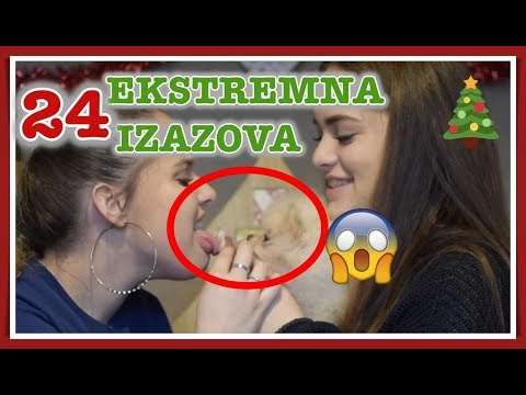 NEVEROVATAN KALENDAR - 24 EKSTREMNA IZAZOVA