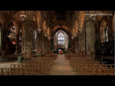 St Giles' Cathedral Edinburgh Wedding Video Introduction Sequence.mp4