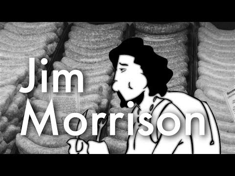 Jim Morrison on Why Fat is Beautiful | Blank on Blank