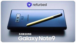 Samsung Note 9 | Lohnt es sich noch? | Erfahrung refurbed.de | 2019 | deutsch