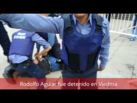 Liberaron al dirigente de ATE Rodolfo Aguiar