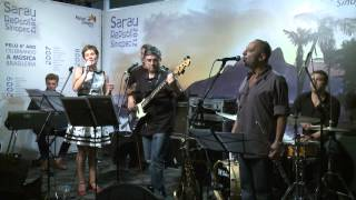 Sarau Repsol Sinopec 28/11/2012 - Conexão Rio, Andrea Veiga e Zé Bigorna - O Barquinho