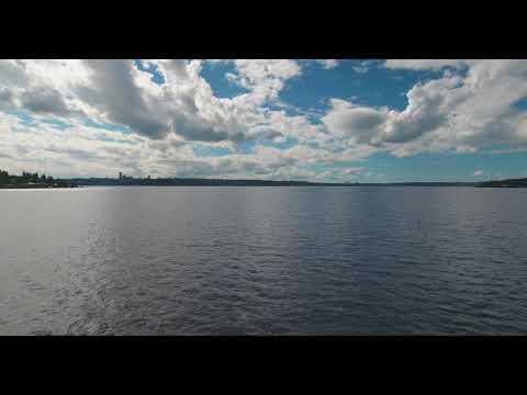 Drone Mercer island