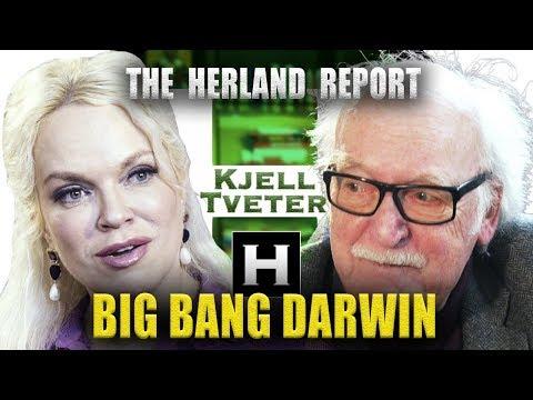 The Big Bang og skapelsen - Kjell Tveter, Herland Report TV (HTV)
