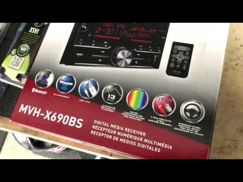 2011 Jetta radio removal and install