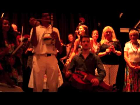 Berimbauflow - Hungarian & Brazilian rhythm - Hurdy Gurdy