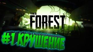 THE FOREST ֍ Прохождение #1 ֍ Крушение