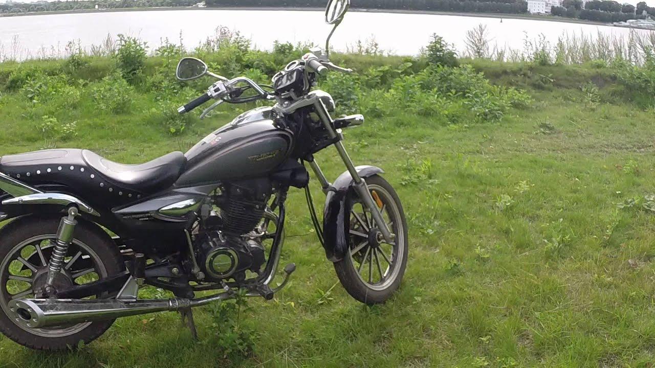 Zongshen ZS 125 GY 125 cm3, 2009 god.