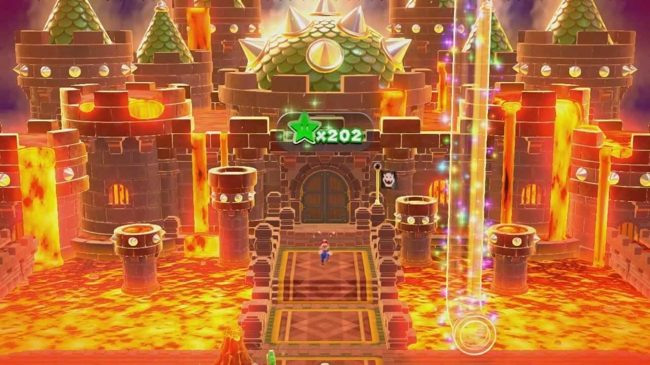 super mario 3d world casino