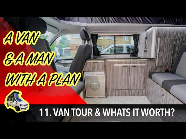 How much is my VW campervan worth?