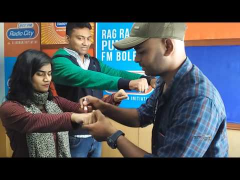Radio City Pune | Try these magic tricks at home! | With RJ Shonali